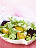Beet Salad with Arugula