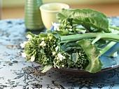 Fresh Gai Lan; Chinese Broccoli