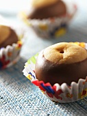 Chocolate Peanut Butter Buckeye Candies