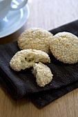 Sesame Seed Cookies