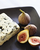 Organic Celeste Figs with Blue Cheese