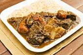 Carne Guisada; Salvadoran Beef Stew