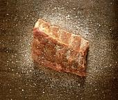 Garam Masala Rubbed Pork Ribs