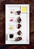 Chocolate Pairing Platter