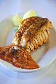 Seasoned Lobster Tail