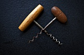 Two Vintage Corkscrews
