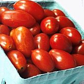 Carton of Juliet Tomatoes