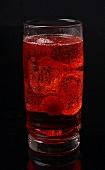 Shirley Temple in a Glass with Ice