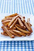 Barbecue Flavored French Fries