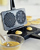 Making Pizzelles