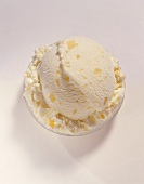 A Scoop of Pineapple Coconut Ice Cream