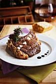 Boskarin steak (Istrian ox)
