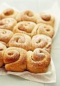 Ensaimades (coiled pastries, Spain)