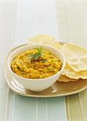 Dhal (lentil dish, India)