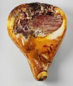 A whole Parma ham
