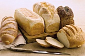 Assorted Breads