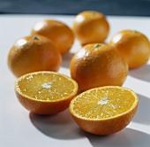 Ortanique (Kreuzung: Orange und Tangerine) aus Spanien