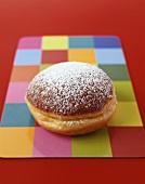 A Carnival doughnut