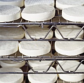 Soft cheese storage