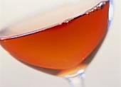 Ein Glas Rosé