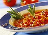 Provencal tomato soup