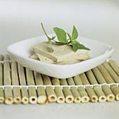 Seasoned tofu