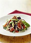 Beef salad with Thai basil