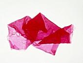 Red leaf gelatine