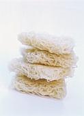 Asian mung bean noodles