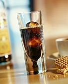 Averna col ghiaccio (Averna with ice cubes, Italy)