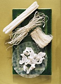 Various types of rice noodles