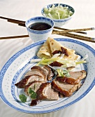 Peking-style duck (China)
