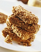 Flapjacks (English oat bars)