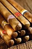 Verschiedene Zigarren