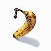 A ripe banana