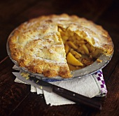 Apple Pie, angeschnitten