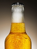 A bottle of beer