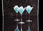 Frozen Blue cocktail