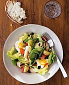 Salade niçoise (Provence, France)