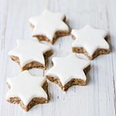 Five cinnamon stars