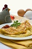 Ein Omelett