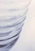 Ein Wasserglas (s-w-Aufnahme)