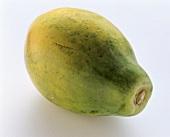 A Single Papaya