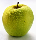 A Golden Delicious Apple