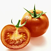A Whole and a Half of a Tomato