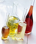 Assorted Types of Oil and Vinegar