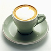A Cup of Capuccino
