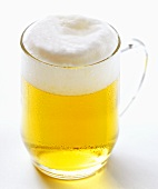 A Mug of Light Beer