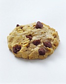 A Chocolate Chip and Macadamia Nut Cookie