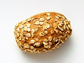 Loaf of Bread with Seeds and Oats